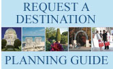 REQUEST A DESTINATION PLANNING GUIDE