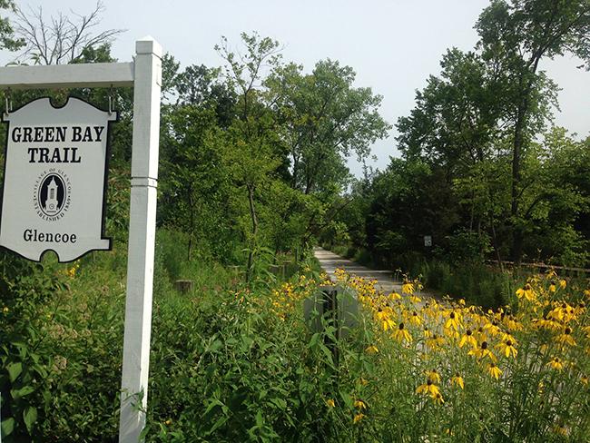 Green Bay Trail, Winnetka