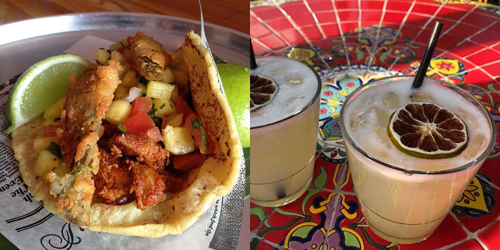 L: Taco Nano, Northfield; R: Guanajuato, Glencoe
