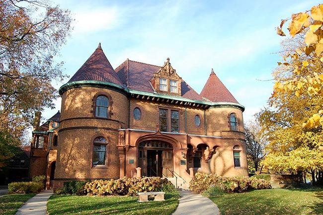 Evanston History Center/Charles Gates Dawes House, Evanston