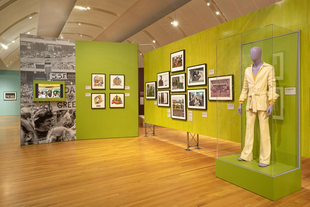 Bill Graham Exhibit at Illinois Holocaust Museum