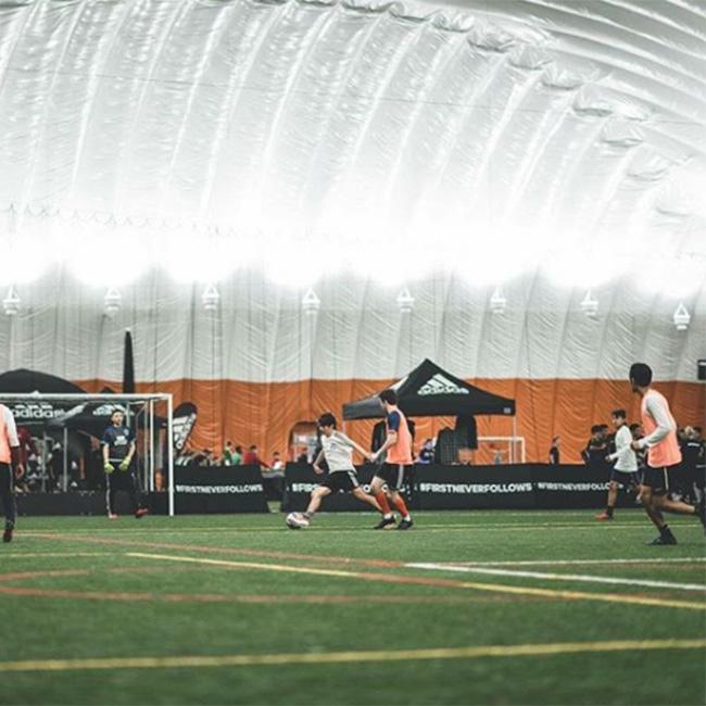 Quad Indoor Sports