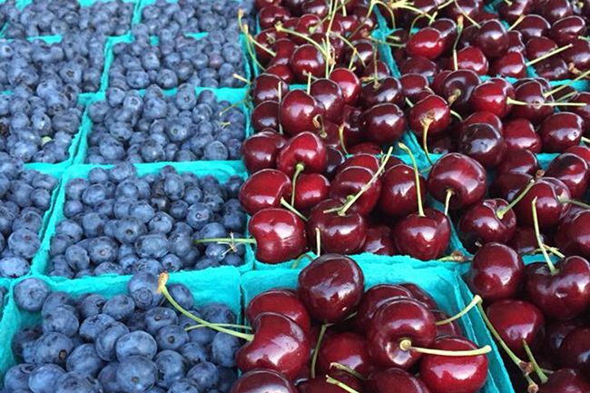 Evanston Farmers Market
