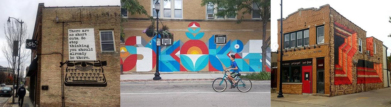 Skokie Murals