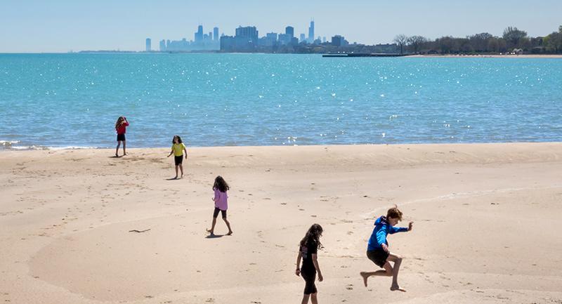 Evanston Beaches