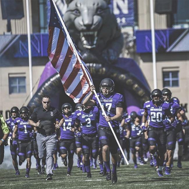 Northwestern University Wildcats