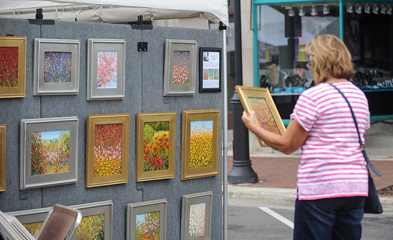 Glencoe Art Fest, Glencoe
