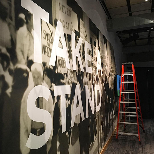 Take a Stand Center