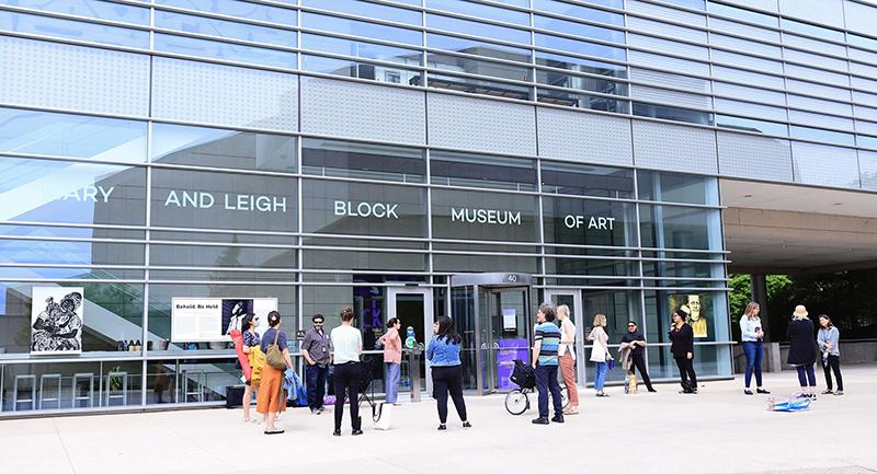 Block Museum of Art, Northwestern University, Evanston