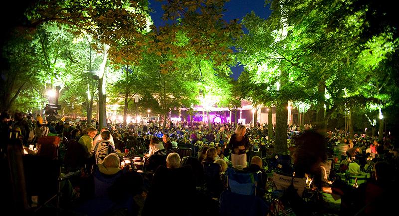 Ravinia Festival, Highland Park