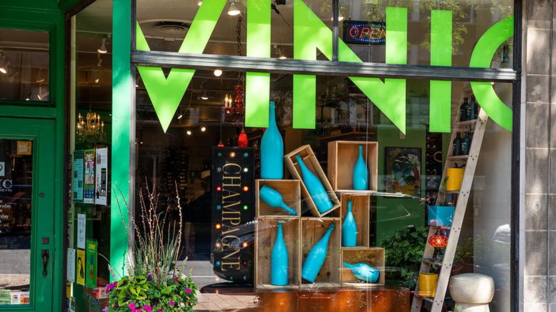 Vinic Wine Co., Evanston