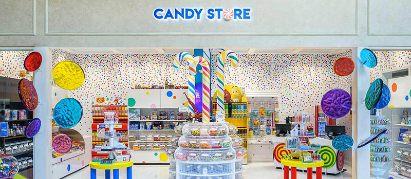 The Candy Store at Abt, Glenview