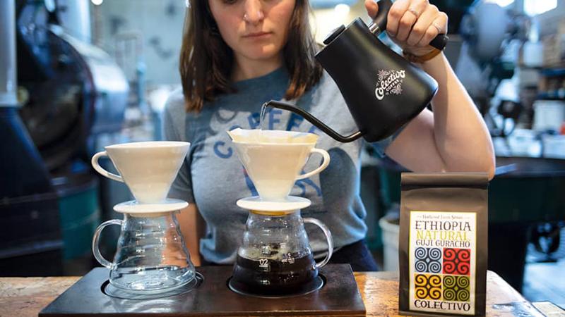 Colectivo Coffee, Evanston