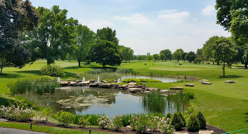 Chevy Chase Country Club, Wheeling