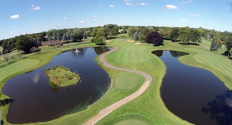 Glenview Park Golf Club, Glenview