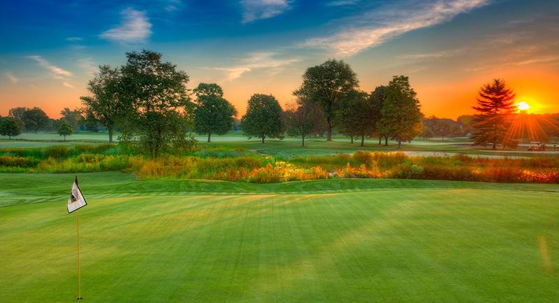 Heritage Oaks Golf Club, Northbrook