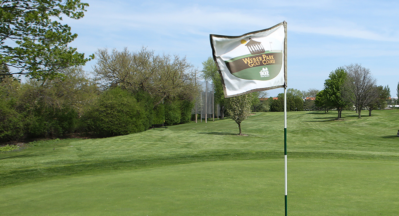 Weber Park Golf Course, Skokie