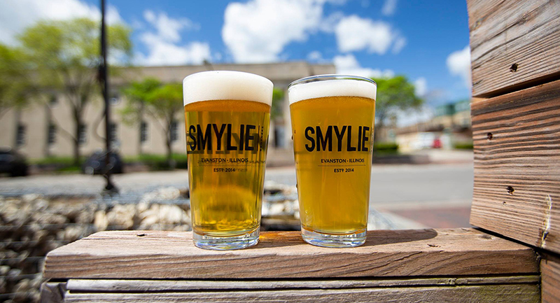 Smylie Brothers Brewing Co., Evanston