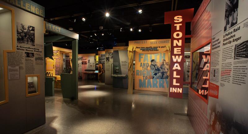 Rise Up exhibit, Illinois Holocaust Museum, Skokie