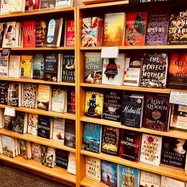 The Book Stall, Winnetka