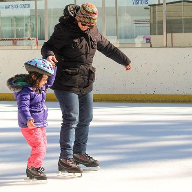 Watts Ice Center, Glencoe