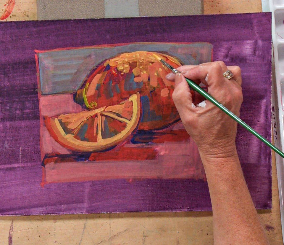 Experiment with Workshops, North Shore Art League, Winnetka