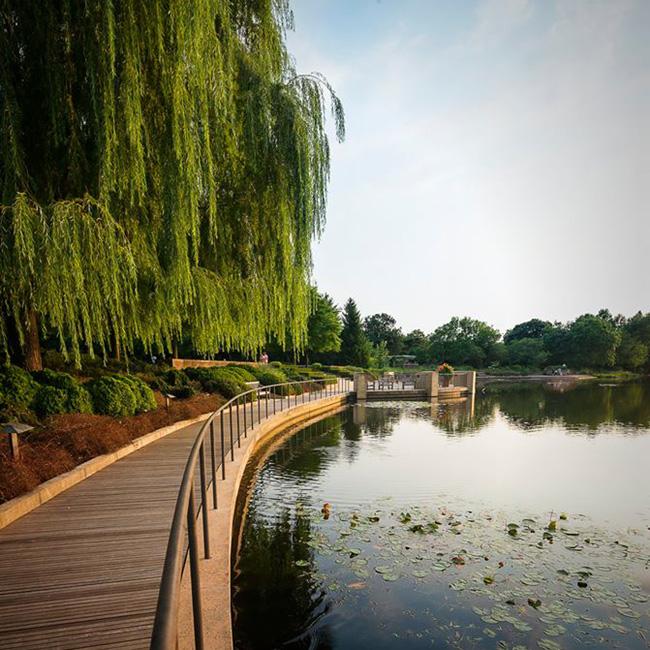 Chicago Botanic Garden, Glecoe