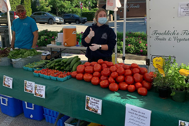 Winnetka Farmers Market