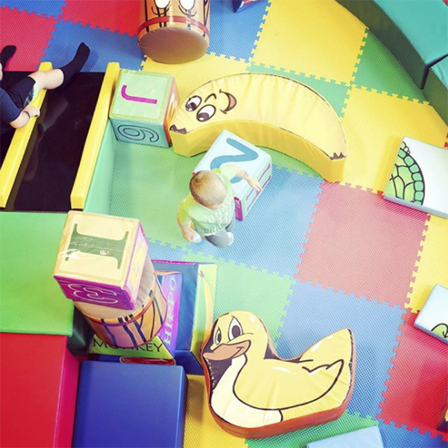 Funtopia Toddler Time