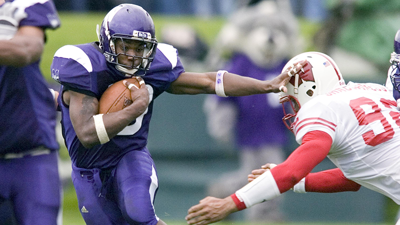 Northwestern Wildcats Football, Evanston