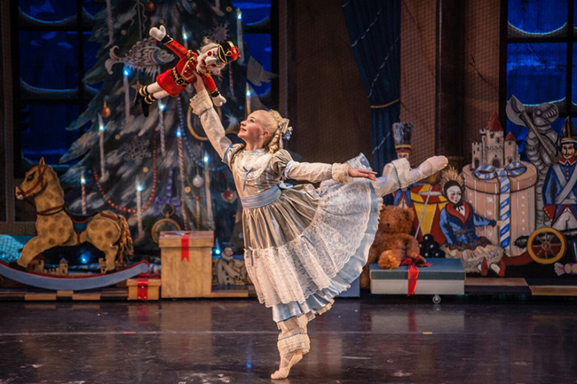 The Nutcracker, The North Shore Center for the Performing Arts, Skokie