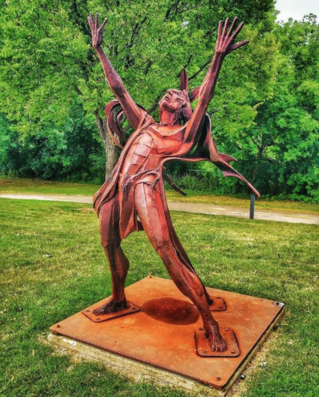 Skokie Northshore Sculpture Park