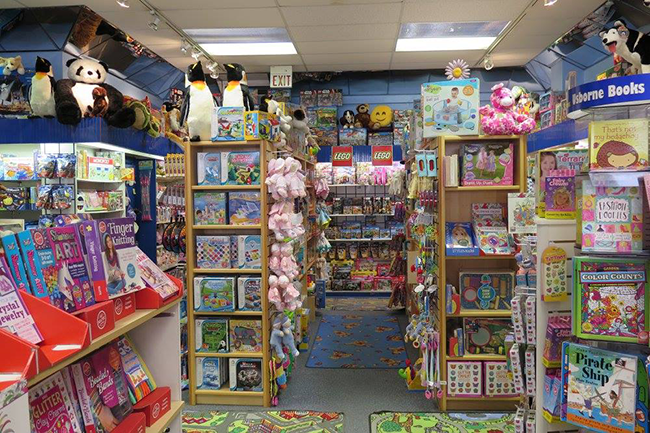 Village Toy Shop